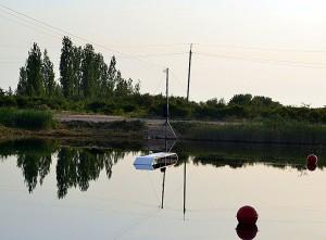 Азовское море, косе Долгая, Должанка, PWC
