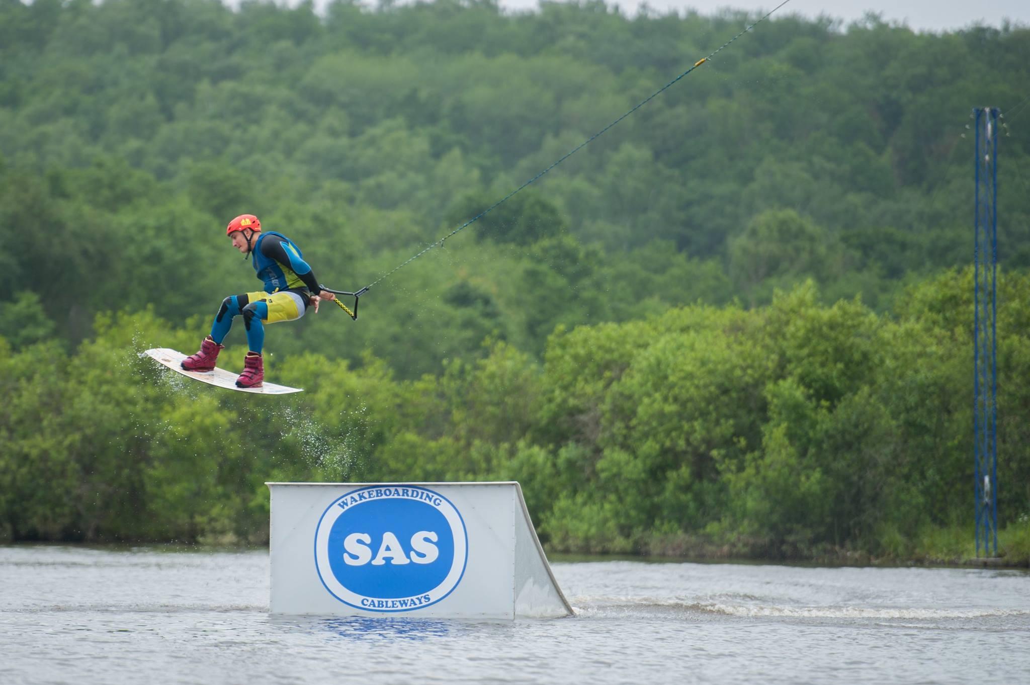 Vakeboarding Vereskino